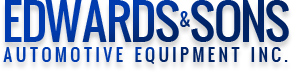 Edwards and Son Automotive Equipment, Inc. Logo